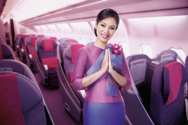 Vé máy bay Thai Airways giá rẻ