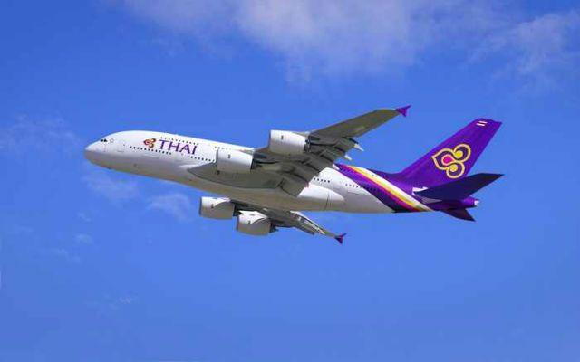 Vé máy bay giá rẻ nhất hãng Thai Airways