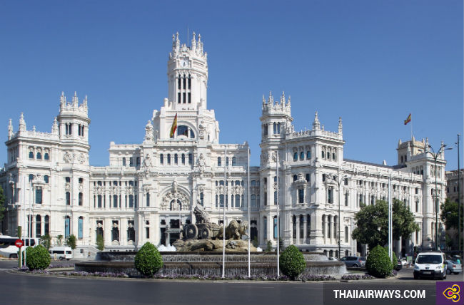 ve may bay di madrid gia re