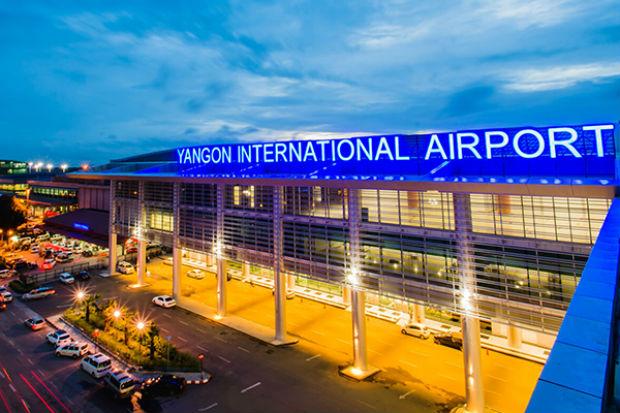 Vé máy bay đi Yangon Thai Airways giá rẻ