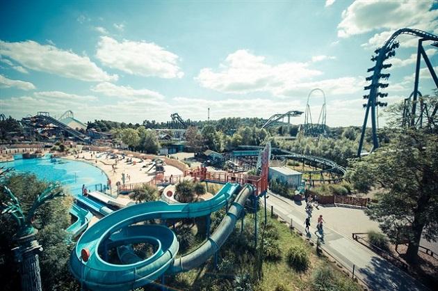 Top 3 công viên giải trí đẹp nhất nước Đức