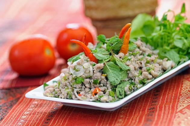 Khám phá ẩm thực tuyệt hảo tại đất nước Lào