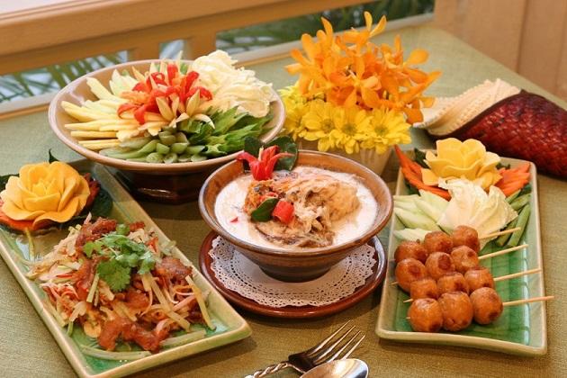 Những món ăn không thể chối từ khi du lịch Thái Lan