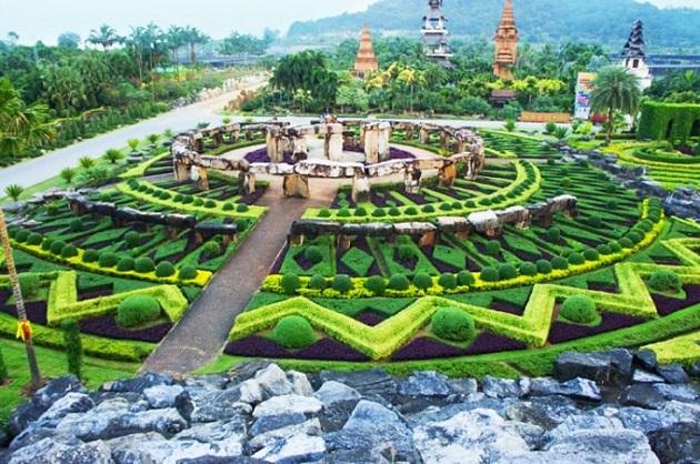 Đến thăm những ngôi làng đẹp nhất đất nước Thái Lan