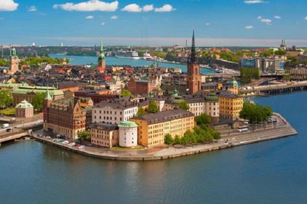 Những điểm đến không thể đẹp hơn ở Thụy Điển