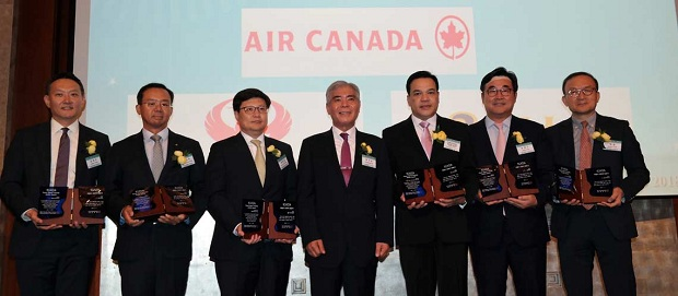 Thai Airways nhận giải thưởng Hãng hàng không thân thiện của KATA