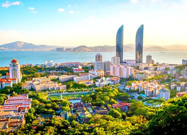 Vé máy bay từ TPHCM đi Hạ Môn