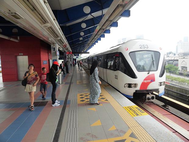 Phương tiện di chuyển ở Kuala Lumpur
