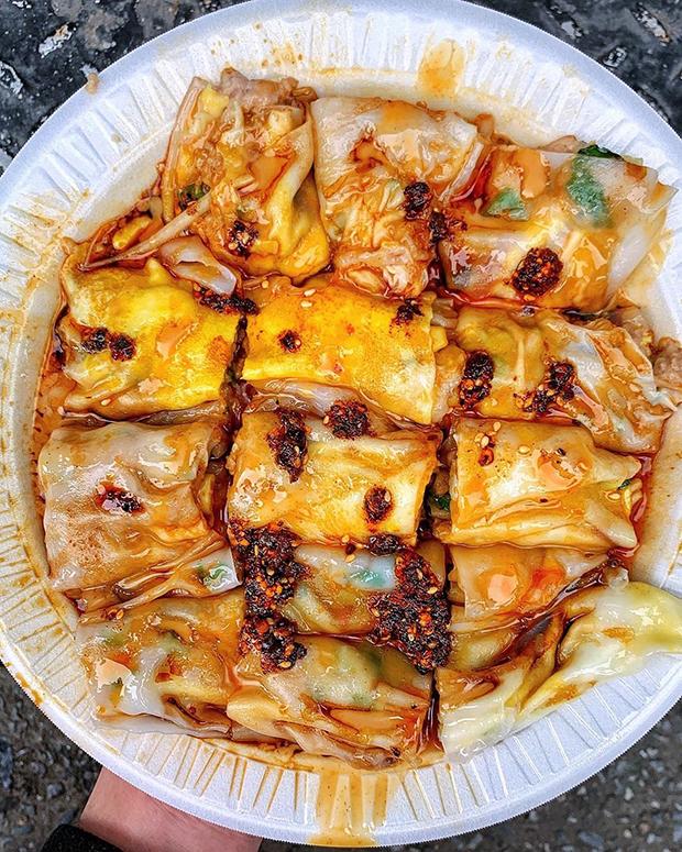 Chee Cheong Fun - Món ăn ngon tuyệt Kuala Lumpur