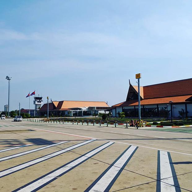 Vé máy bay đi Siem Reap giá rẻ Thai Airways