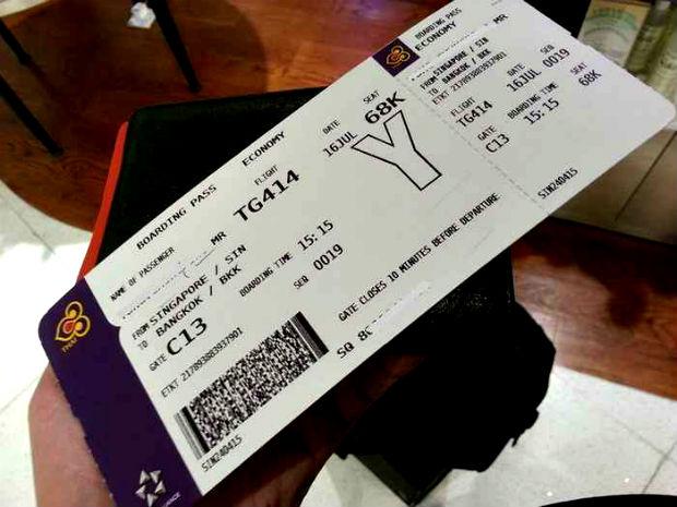 Kinh nghiệm đặt vé máy bay đi Thái Lan giá rẻ