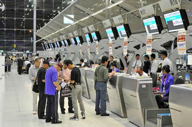 Mua vé máy bay Thai Airways