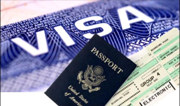 Hộ chiếu, visa là loại giấy tờ không thể thiếu trong chuyến bay quốc tế