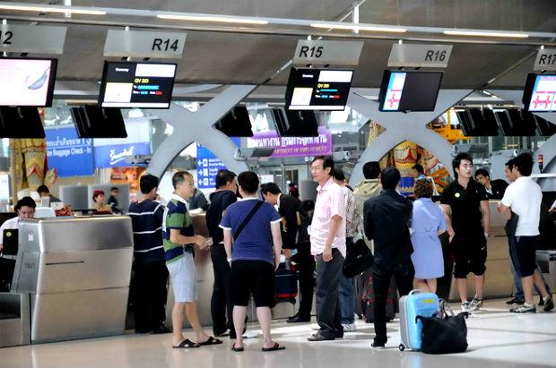 Vé máy bay giá rẻ đi Thái Lan tháng 11