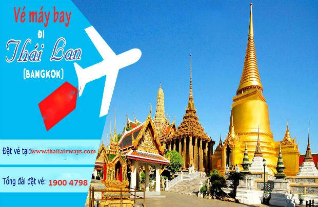 Săn vé máy bay đi Thái Lan tháng 11
