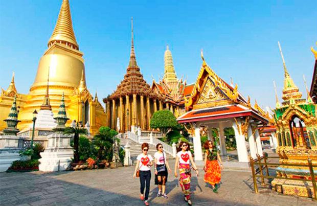 Bay từ Thái Lan về Hà Nội mất bao lâu