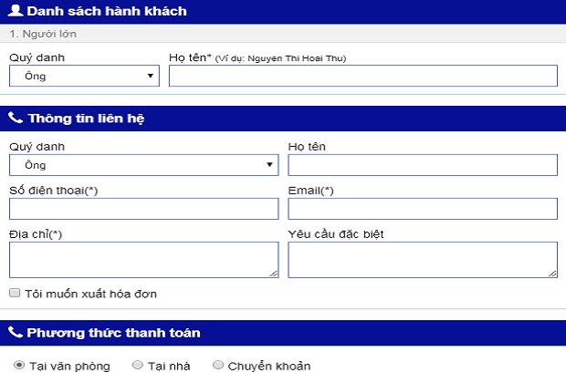 Đặt vé Thai Airways giá rẻ