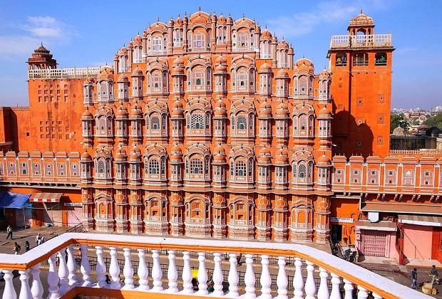 Vé máy bay đi Jaipur
