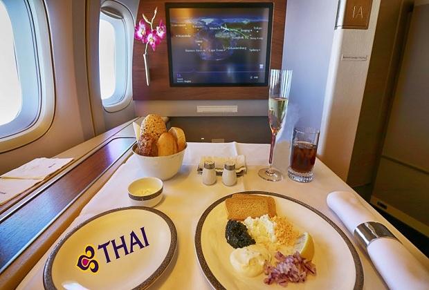Phòng vé Thai Airways