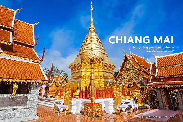 Đặt vé máy bay đi Chiang Mai nên đi tháng mấy?
