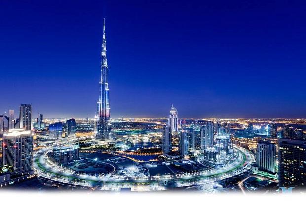 Vé máy bay từ Hà Nội đi Dubai