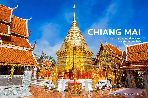 Vé máy bay Đà Nẵng đi Chiang Mai