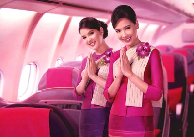hủy vé Thai airways