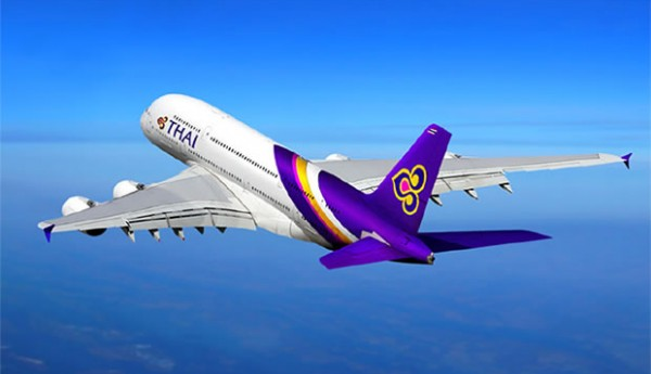 san ve may bay gia re tai thai airwways