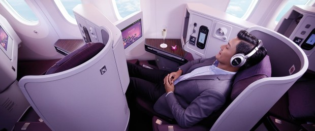 các hạng ghế trên máy bay thai airways