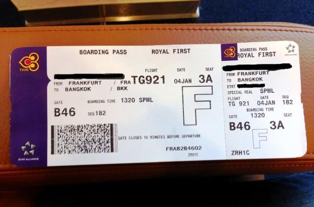Đại lý vé máy bay Thai Airways chính thức, uy tín