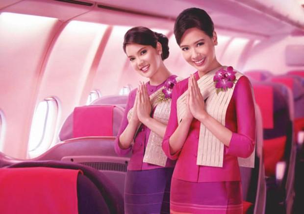 Tổng đài đặt vé máy bay Thai Airways nhanh chóng
