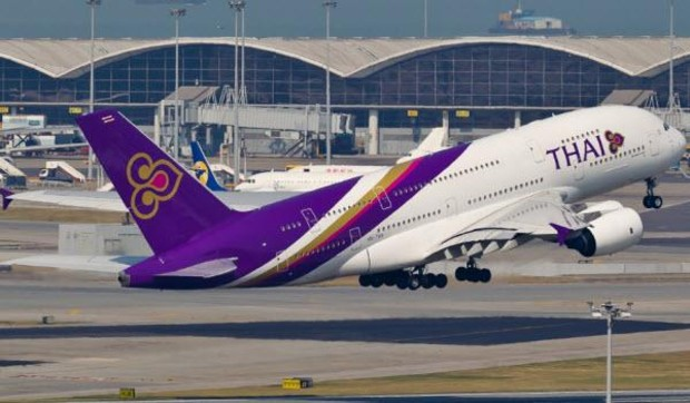 Tổng đài đặt vé máy bay Thai Airways