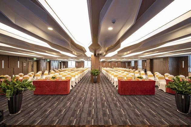 Phòng hội nghị của Mường Thanh Luxury Sài Gòn