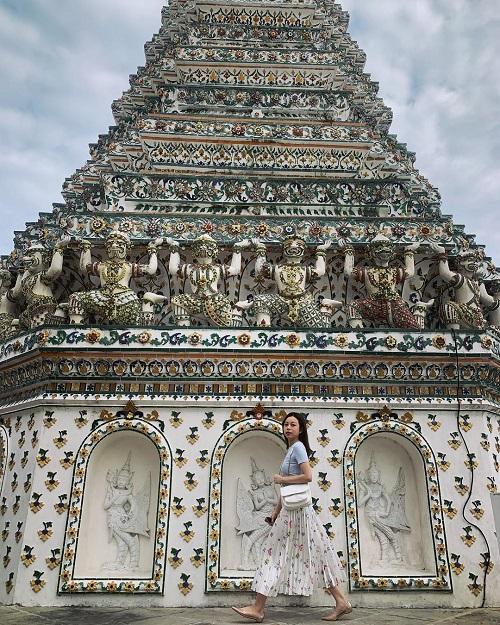 Chua Wat Arun - chua Binh Minh