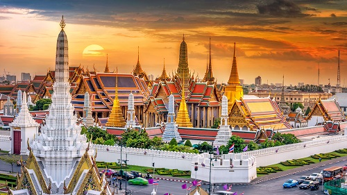 cung dien hoang gia Grand Palace