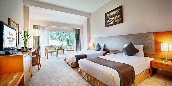 Phòng nghỉ tại Khách sạn Mường Thanh Đà Lạt