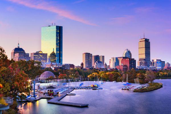Vé máy bay đi Boston chỉ từ 8 triệu
