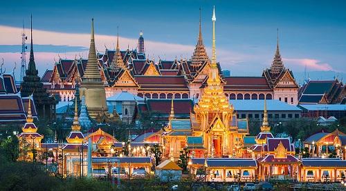 Top 10 địa điểm du lịch ở Bangkok Thái Lan