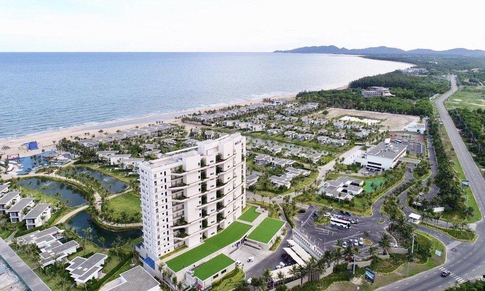 Bảng giá phòng tại Melia Hồ Tràm Beach Resort