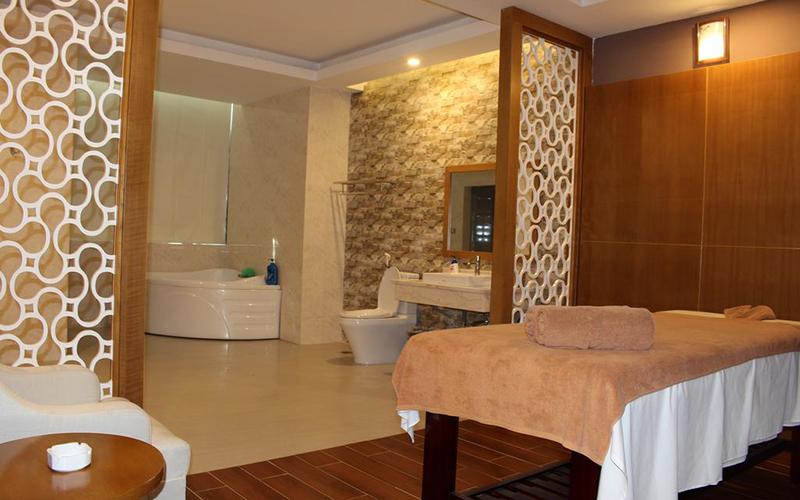 Khu spa Phòng executivkhu spa Khách sạn Mường Thanh Cửa Đông