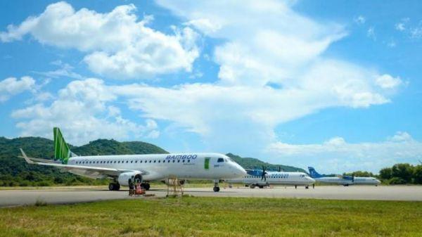 Vé máy bay Vinh Côn Đảo hãng Bamboo