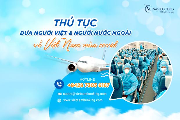 vé máy bay từ quốc tế về việt nam