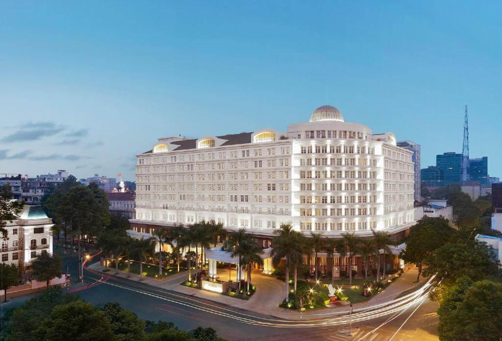 Top 8 khách sạn Hồ Chí Minh cao cấp và sang trọng nhất