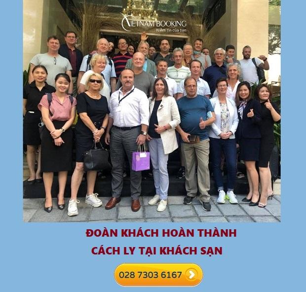 Danh sách khách sạn cách ly tại Hồ Chí Minh   Update