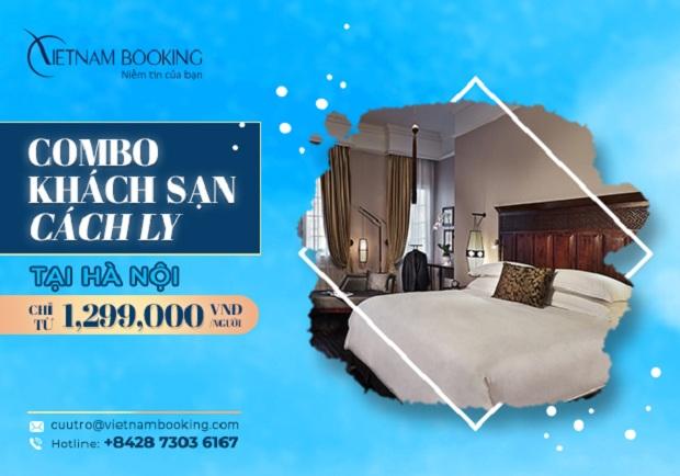 danh sách khách sạn cách ly tại Hà Nội chi tiết