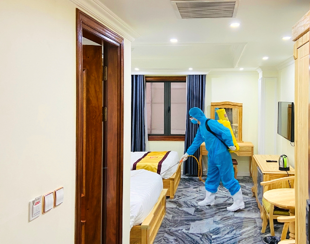 Danh sách khách sạn cách ly tại Vân Đồn