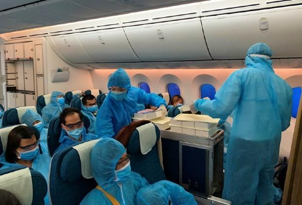 Vé máy bay từ Washington về Sài Gòn giá rẻ | Cập nhật lịch bay hàng tháng