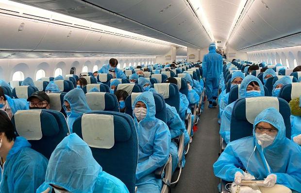 Vé máy bay từ Vancouver về Đà Nẵng giá rẻ| Cập nhật lịch bay hàng tháng