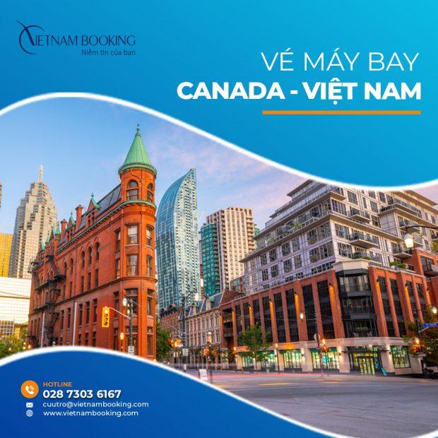 Vé máy bay từ Vancouver về Hà Nội giá rẻ | Lịch bay cập nhật hàng tháng