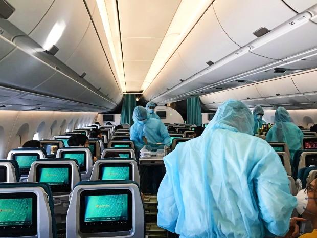 Vé máy bay từ Vancouver về Sài Gòn cập nhật hàng tháng